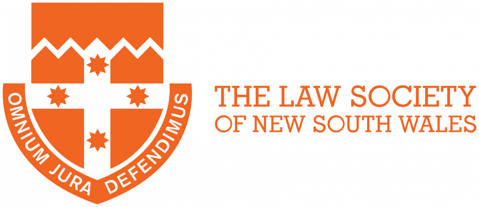 Law Society of NSW logo